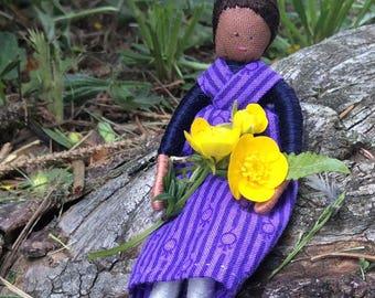 Halfpenny Woman