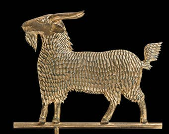Gilded Billy Goat
