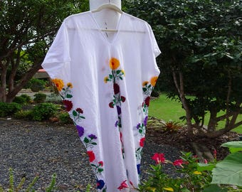 Authentic Mexican Hand Crafted Traditional Dress