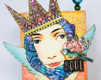 Imaginary art block 'Soul of Bianca'
