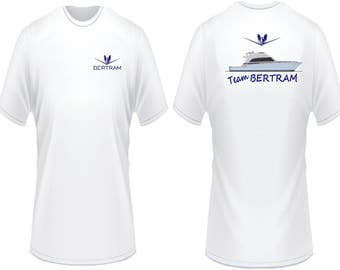 Bertram Yachts Team 60 T-Shirt