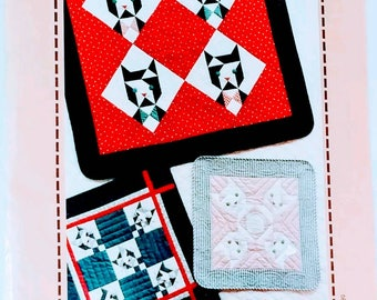 Cats...of Course!!! Quilt Pattern