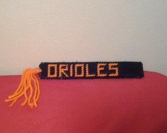 Baltimore Orioles Bookmark