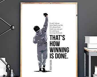 Rocky balboa quotes   ...