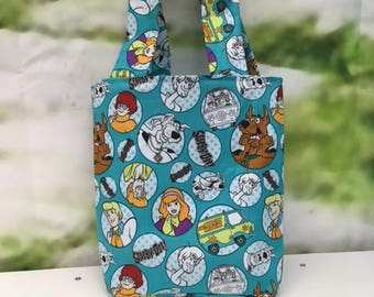 Small Scooby Doo Tote