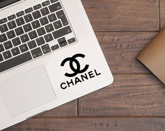 Chanel Logo Vinyl Decal