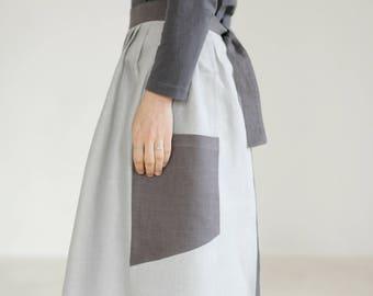 kitchen aprons for women linen waist apron womens half apronlinen short apron handmadeapron waist. Interior Design Ideas. Home Design Ideas