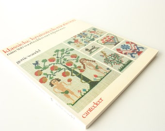 Classic Cross Stitch Patterns by Gertie Wandel Counted Cross Stitch Charts Antique Patterns Unique Dutch Cross Stitch Pattern Book