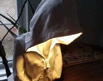 Ghost Hoodie Lamp