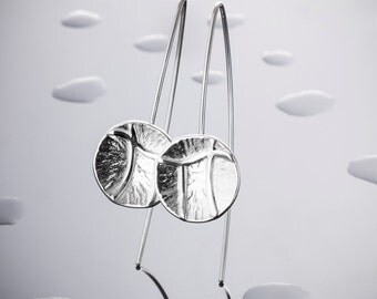 Silver earrings for women UMAH116A