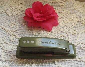 Vintage Original Swingline Cub Stapler~~Mid Century Stapler