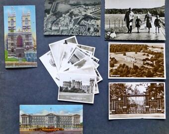 Collection of Royal Post Cards, Photographs & Coronation Souvenir Cards