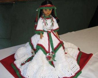 Indian Princess Doll