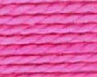 Finca  Presencia Pearl Cotton Size 08 - #2323 Cyclamen Pink