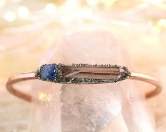 Sapphire Birthstone Jewelry, Birthstone Jewelry for September, September Sapphire Jewelry, Rose Gold Sapphire Jewelry, September Sapphire