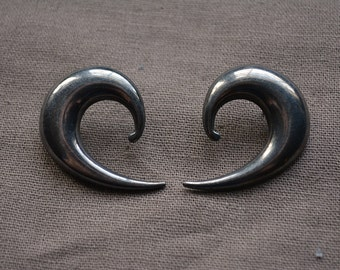 Vintage Spiral Earrings