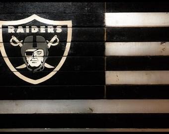 Oakland Raiders Etsy