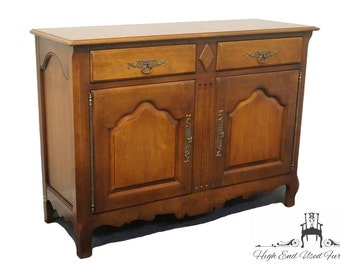 """HICKORY CHAIR Country French 54"""" Buffet / Sideboard"""