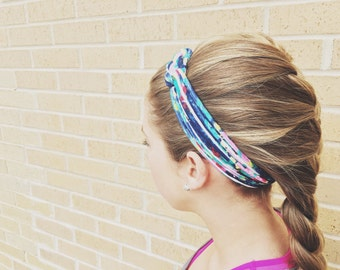 The Brooklyn // Headband // Recycled Materials // Workout Accessory