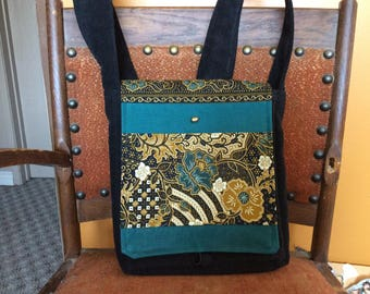 Handbags  handmade repurposed