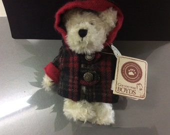 Boyd bear Jean t. Bearsley with tags