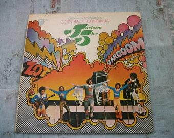 The Jackson 5 Goin Back to Indiana Original TV Soundtrack Motown - M 742-L