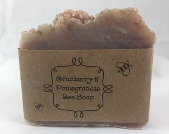 Cranberry & Pomegranate Soap