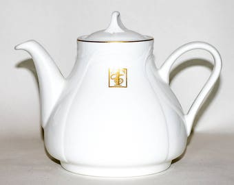 Wedgwood Hotel Ware Small Teapot