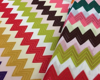Multicolor fabric, Gorgeous chantilly lace fabric from Italy, MISSONI Fabric A00058