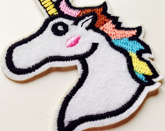Unicorn | Patch | Cute | Hipster | Trendy | Emo | DIY | Fashion | Retro