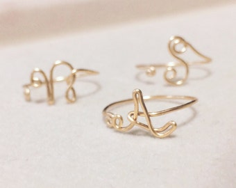 Initial Wire Ring