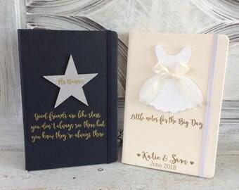 wedding planner book custom notebook personalized notebook custom journal personalized journal teacher gift teacher notebook journal