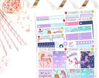Glitter Unicorn Collection - Regular Kit