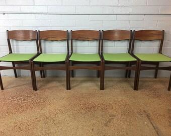Danish Dining Chair danish dining chair | etsy