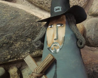 Witch Finder General Soft Sculpture Prim Doll
