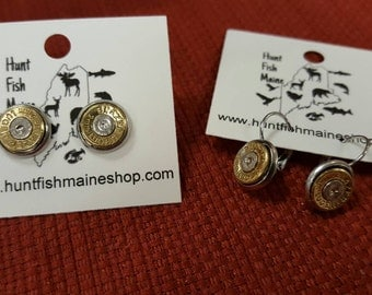 2 Pairs of 9mm earring, studs and dangles