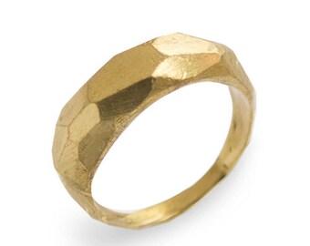 Ring Edge I SAVVY // brass