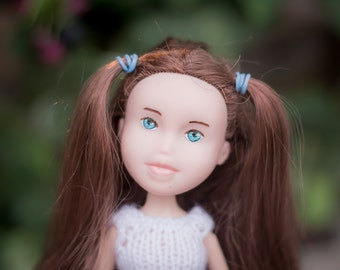 Bri from Grapevine Girls  (Redhead Bratz  makeunder repaint rescue recycle changed ooak art dolls ) Hug a doll, Hug a tree!
