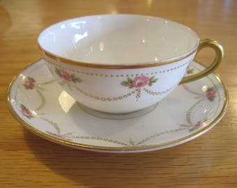 Limoges Tea/Demitasse  Cup - Item #1511