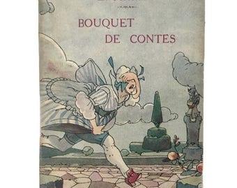 Bouquet de Contes, by La Fontaine, 1928.