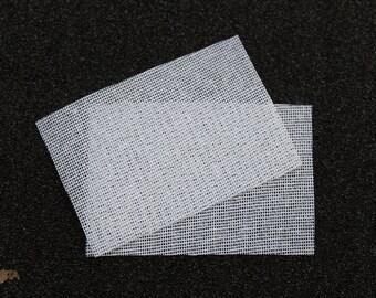 Fursuit eye buckram mesh