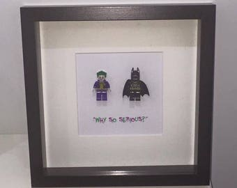 Lego quote wall art