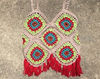 Beautiful Crochet Top