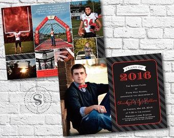 Photo Graduation Invitation, Photo Graduation Announcement, Graduation Invitation, Graduation Announcement, Graduation invitations, Grad