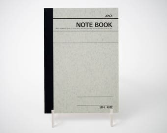 "Apica 5B4 pocket notebook, 4"" x 6"", lined"
