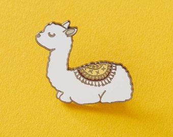 Baby Llama Enamel Pin , llama no drama // EP137