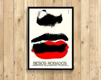 Art Quality Print Poster Art print poster Vintage Cuban cinema Retro Vintage