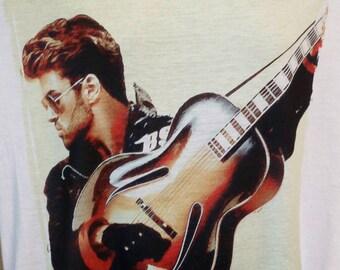 Cool George Michael shirt gift,shirt,shirts,gift,George Michael shirt,George Michael t shirt, tshirts,t shirts,t-shirts,tees,tshirt,t shirt.