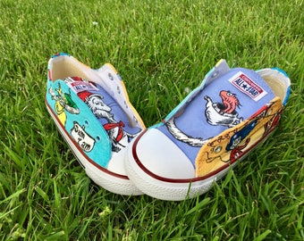 Dr Seuss shoes