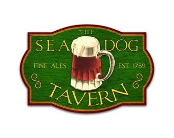 """Sea Dog Tavern, 24"""" x 16"""""""